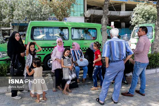 مشهد؛ مقصد گردشگری اعراب +عکس