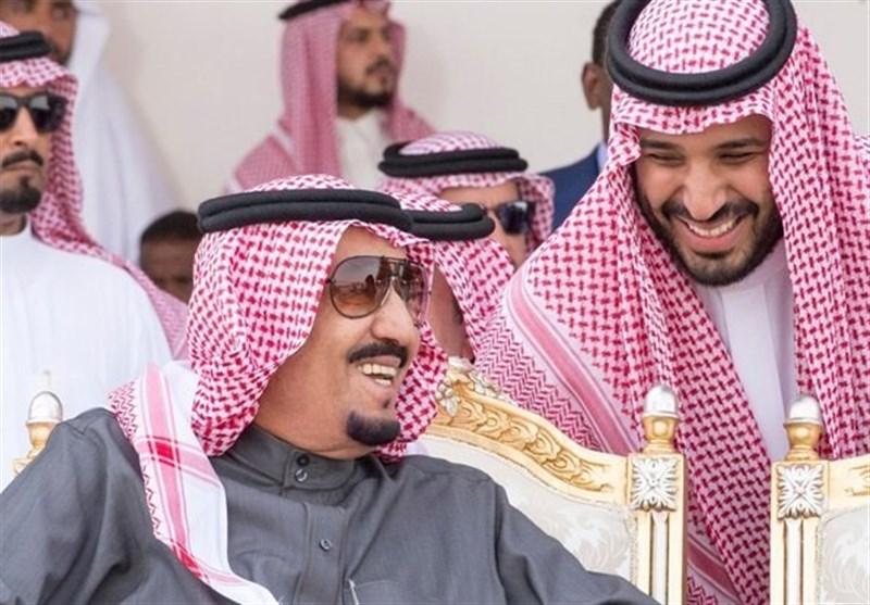 تسلیت پادشاه و بن سلمان به خانواده خاشقچی