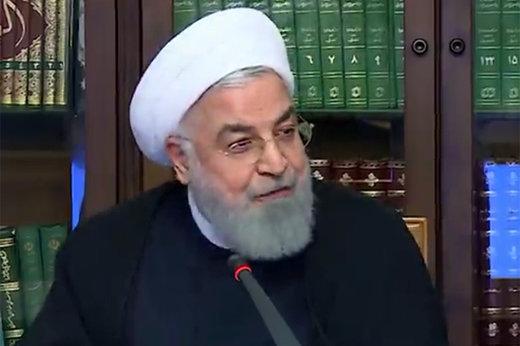 روحانی: آمریکاییها حتماً شکست میخورند
