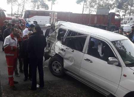 راز تصادف منجر به مرگ همراهان آقای وزیر