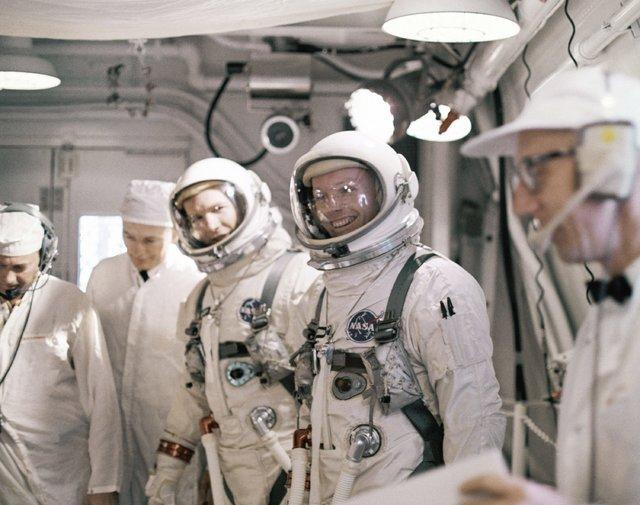 دانشمندان به دنبال جلوگیری از روند تضعیف بدن در فضا