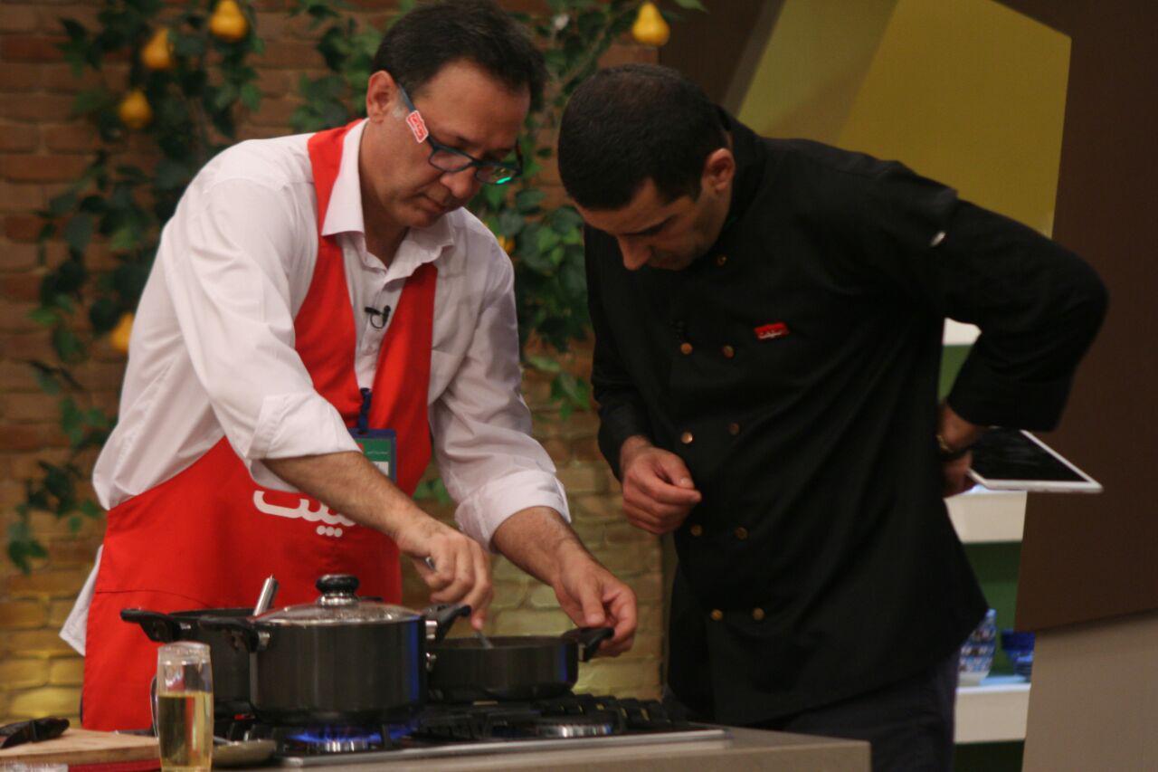 توهین زشت کارشناس آشپزی به شرکت کننده مسابقه «دستپخت»!