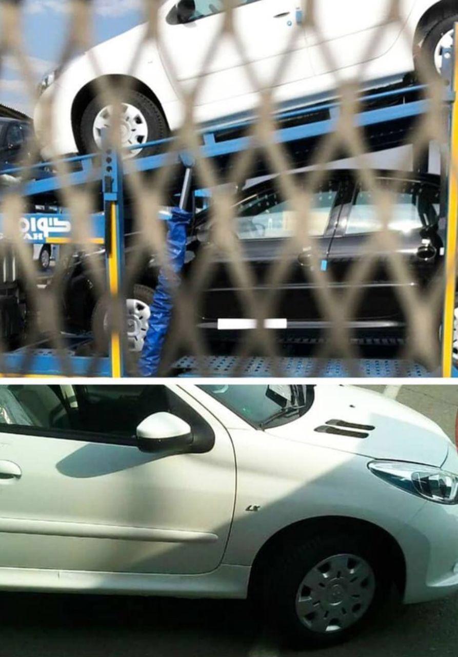 امکانات جدید ایران خودرو به پژو 207 هم رسید! +عکس