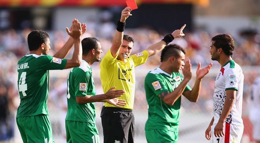 داور جنجالی بازی ایران و عراق سرانجام سکوتش را شکست