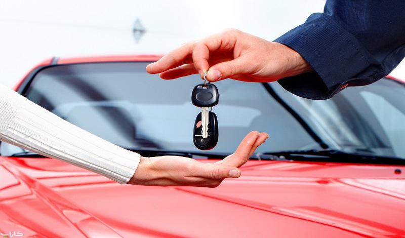 4 مرحله برای خرید خودرو