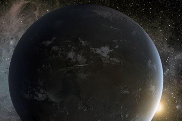 کارآموزان ناسا «ابر زمین» کشف کردند