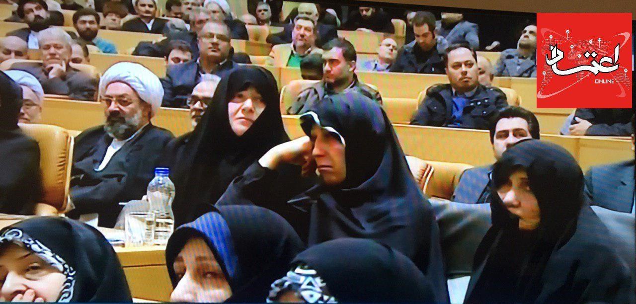 عکس: زنان حاضر در در دومین سالگرد درگذشت آیتالله هاشمی
