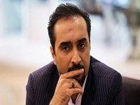 مجری معروف در آغوش حضرت والا +عکس