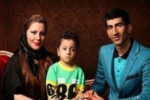 علیرضا بیرانوند و همسرش در جشن تولد +عکس