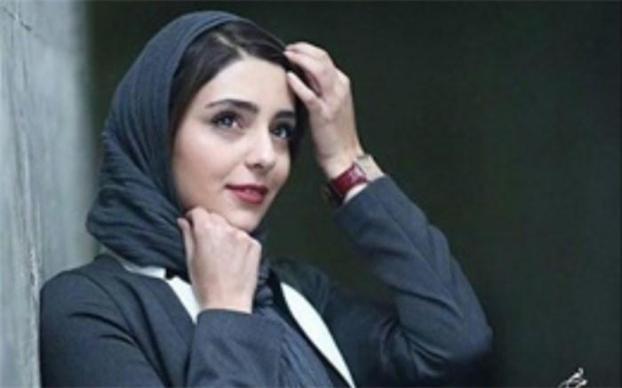 تیپ مردانه خانم بازیگر روی فرش قرمز جشنواره +عکس