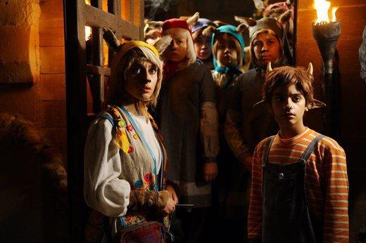 گریم سنگین لیلا اوتادی در فیلم جدیدش +عکس