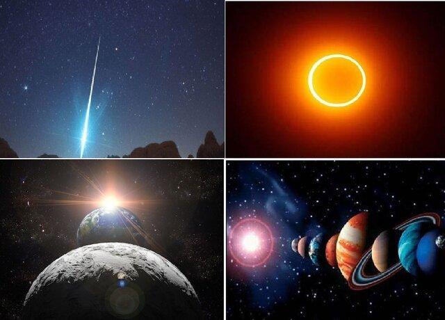 وقوع ۲ خورشیدگرفتگی و ماه گرفتگی تا پایان ۹۸