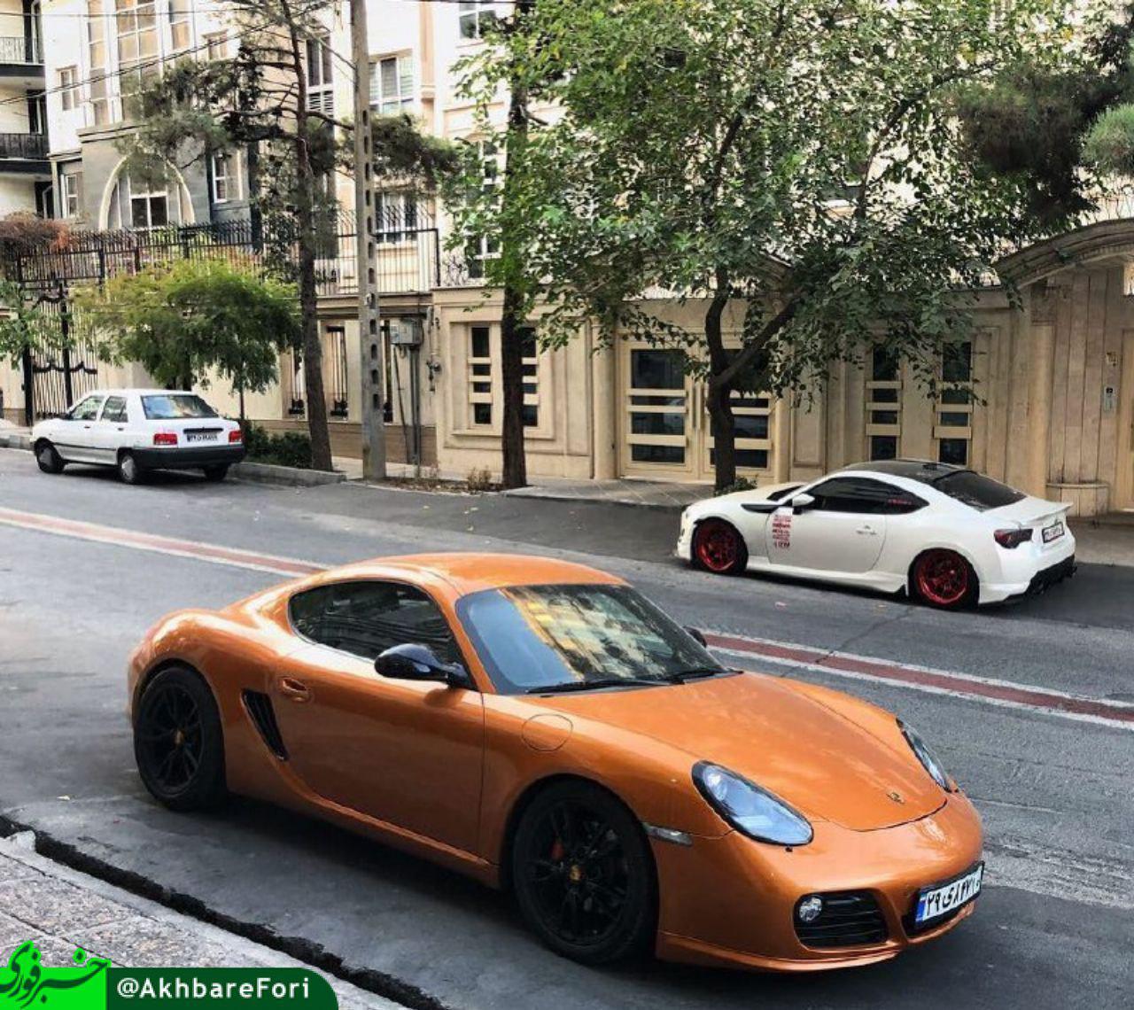 ماشین های ایرانی، ژاپنی و آلمانی در یک نگاه + عکس