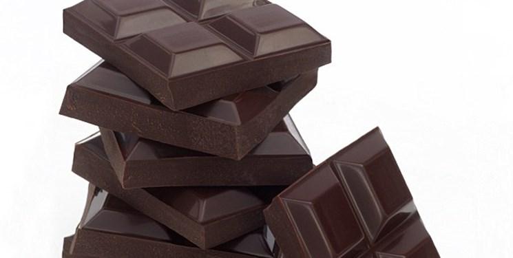 شکلات تلخ بخورید تا پیر نشوید