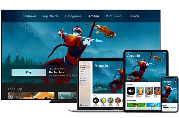 سرمایه گذاری نیم میلیارد دلاری اپل برای تولید بازیهای ویدئویی