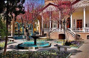 گرانترین خانه جهان در میدان حسن آباد +عکس