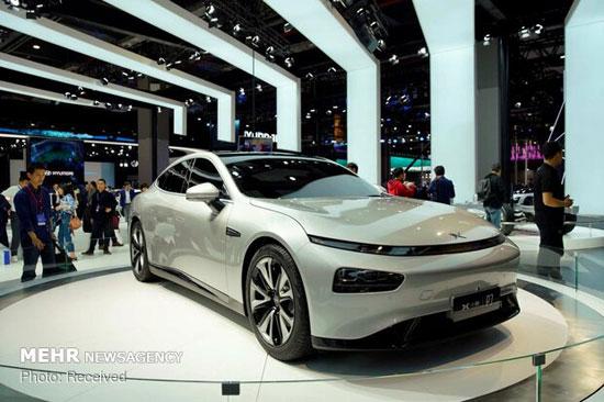 نمایشگاه خودروی شانگهای +عکس