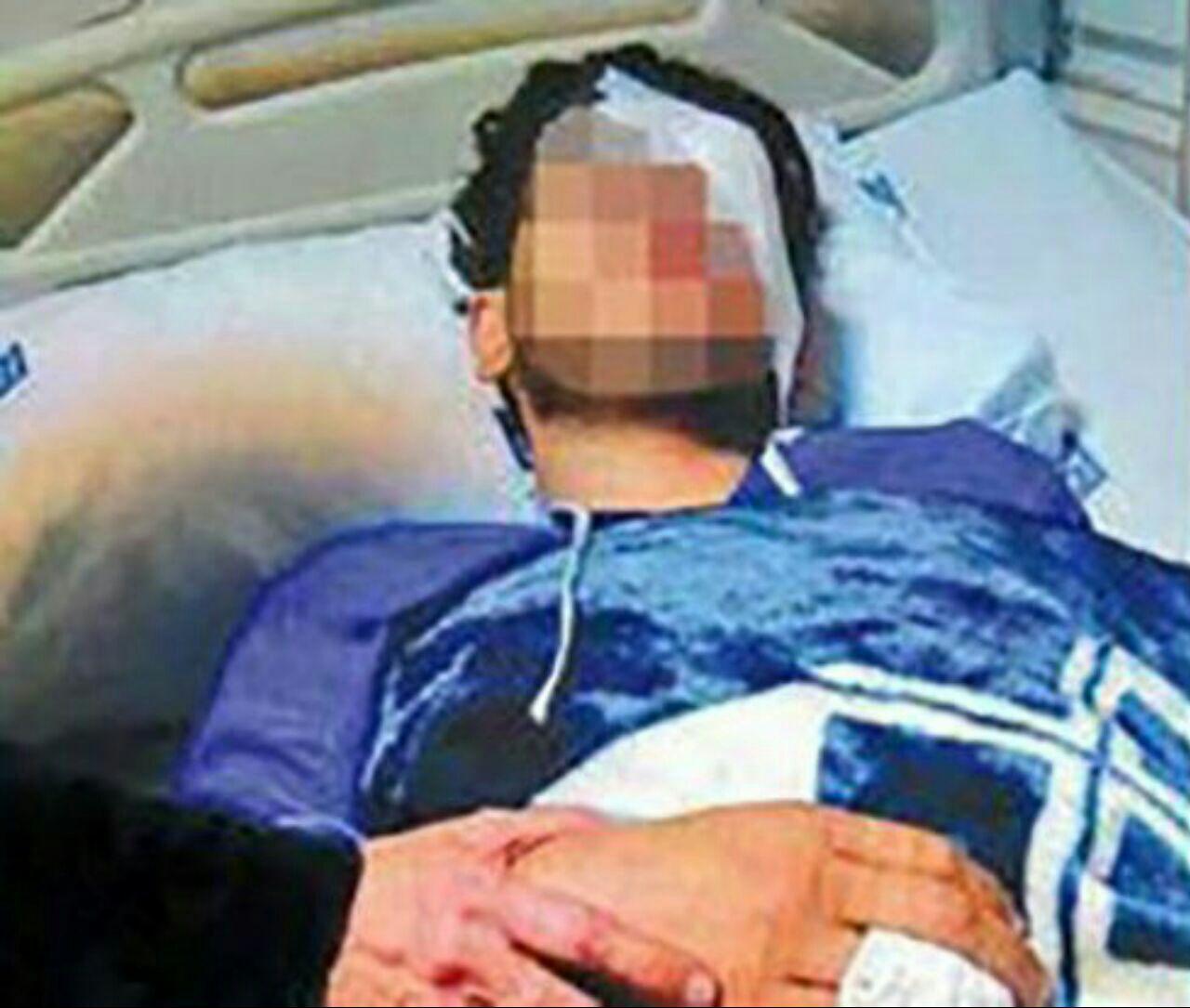 مشت محکم معلم تهرانی باعث کور شدن آرش ۱۸ ساله در مدرسه شد