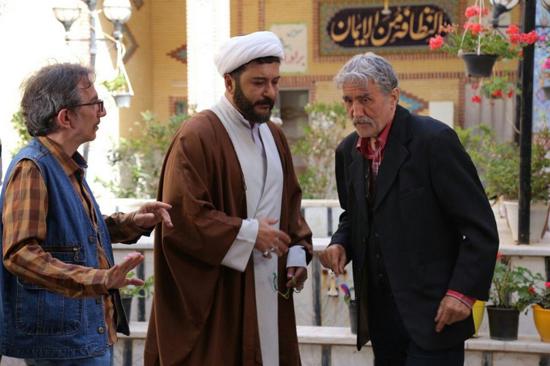 امیرحسین صدیق روحانی تازه تلویزیون +عکس
