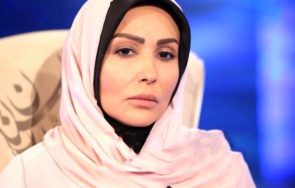 سفره افطاری خانم بازیگر +عکس