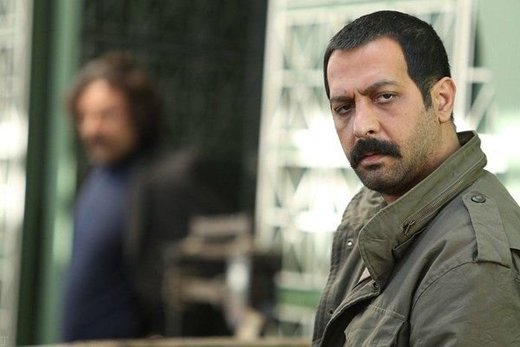 دوستی آراز و حنیف در پشت صحنه سریال برادرجان +عکس