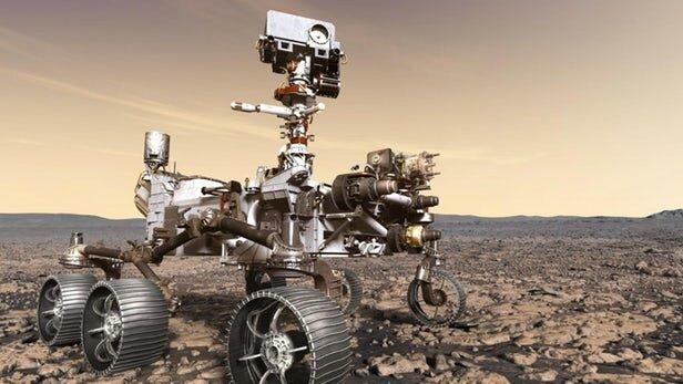 اسم خود را با مارس ۲۰۲۰ به مریخ بفرستید