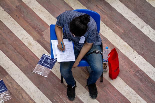 برگزاری  آزمون مهارتی بخش فرهنگ و هنر