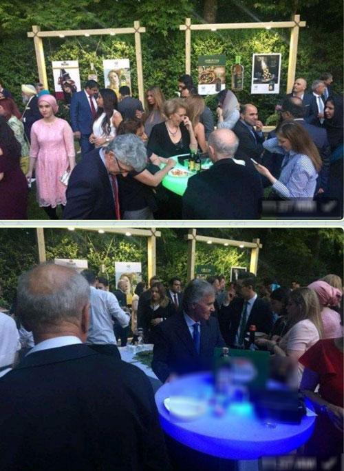 باز هم سفارت و مهمانی مختلط، این بار ایتالیا + عکس