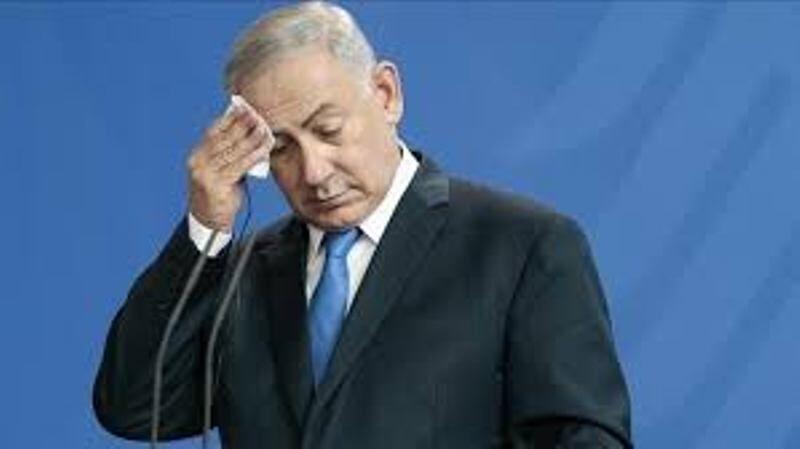 درخواست نتانیاهو پیش از بازجویی! +عکس