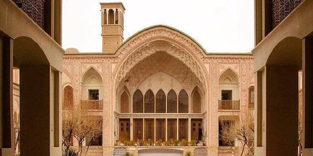 شاهکار معماری ایرانی در کاشان را دیده بودید؟ +عکس