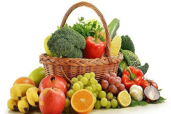 مصرف کم میوه و سبزیجات منجر به سکته و بیماری قلبی میشود
