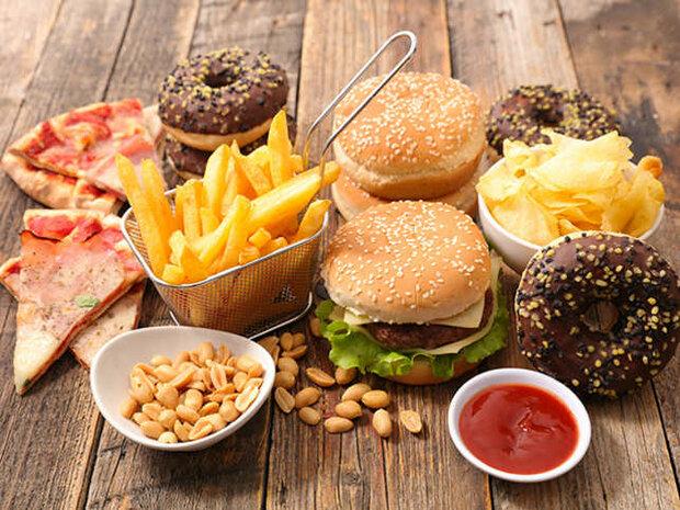 تاثیر مصرف خوراکیهای مضر بر افزایش ریسک آلرژی در کودکان