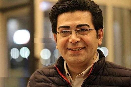ظاهر جدید فرزاد حسنی +عکس