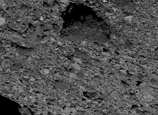 نزدیکترین عکس به سیارک «بن نو» منتشر شد