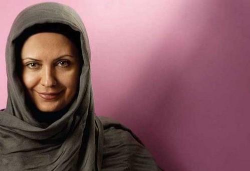 حجاب زیبای لعیا زنگه +عکس