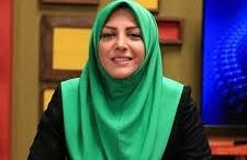 واکنش تند خانم مجری به افزایش قیمت لبنیات +عکس