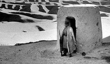 مرزبان ایرانی در سال ۱۳۳۰ +عکس
