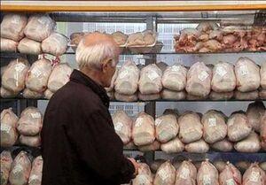 مرغ رسما گران شد +جزئیات