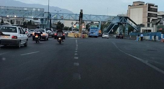 پل گیشا جمع آوری شد+عکس