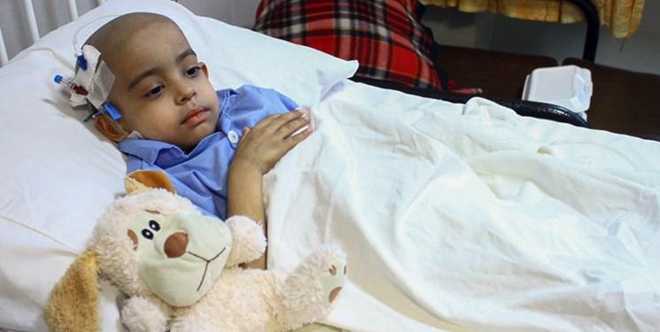 کودکان در خواب هم سرطان را تنفس میکنند