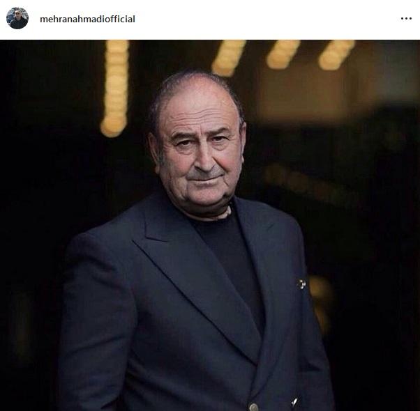 بازیگر پایتخت هم سوخت و پیر شد +عکس