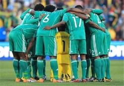 اشتباه عجیب فدراسیون فوتبال نیجریه +عکس