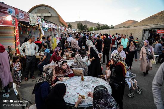 جشنواره ملی آش زنجان +عکس