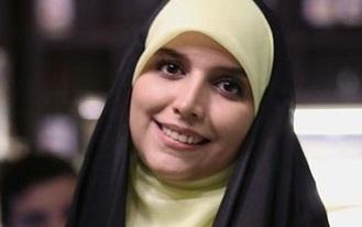 شب خاطره انگیز مجری خوش حجاب تلویزیون +عکس