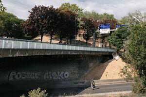 بهشت معتادان در شمال پاریس +عکس