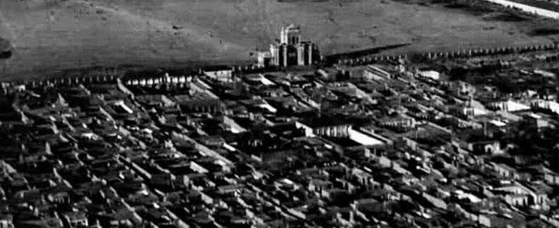 میدان مشق تهران در زمان قاجار+عکس