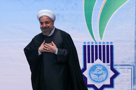 رئیس جمهور برای آغاز مراسم سال تحصیلی به دانشگاه تهران میرود