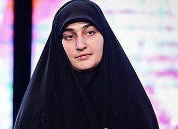 اینستاگرام صفحه دختر سردار سلیمانی را بست +عکس