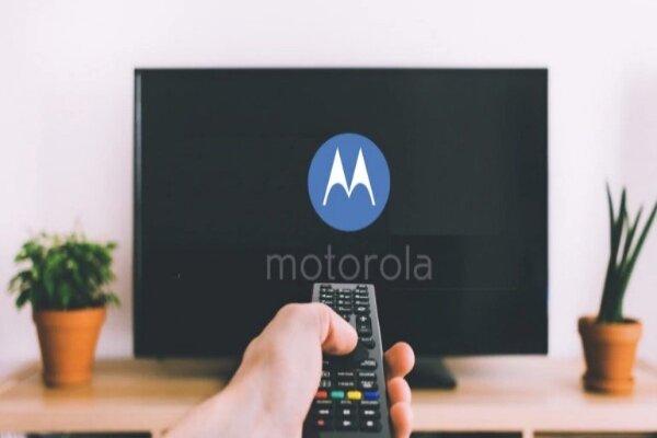 موتورولا تلویزیون اندرویدی به بازار عرضه می کند