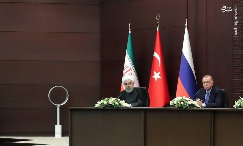 پنکه روحانی در ترکیه هم دیده شد+عکس